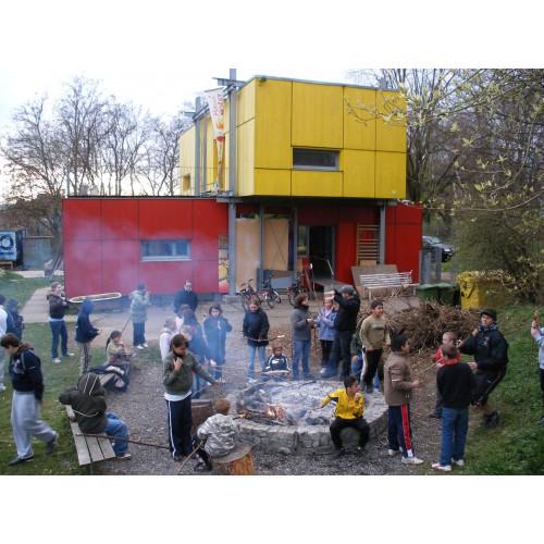 Bild 1: Abenteuerspielplatz Mauga Nescht