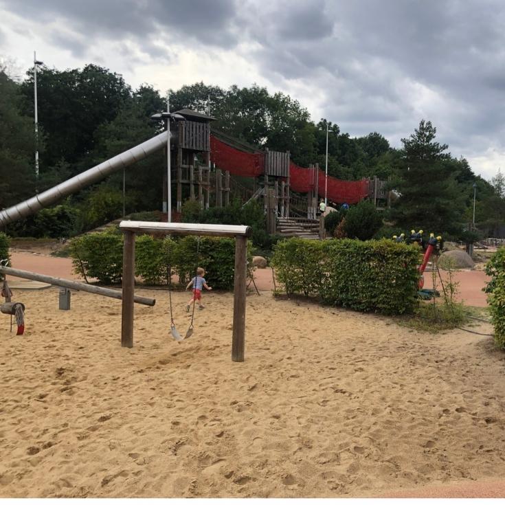 Bild 1: Abenteuerspielplatz Nova Eventis