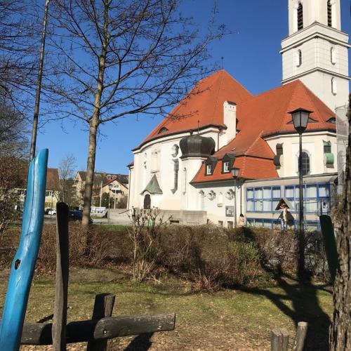 Bild 3: Spielplatz St. Georg