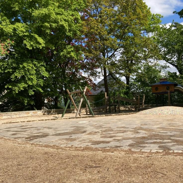 Bild 2: Am Fichtepark