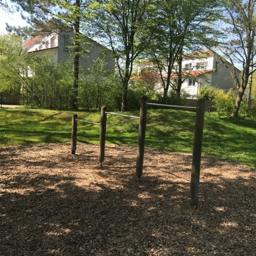 Bild 15: Spielplatz am Friedhof