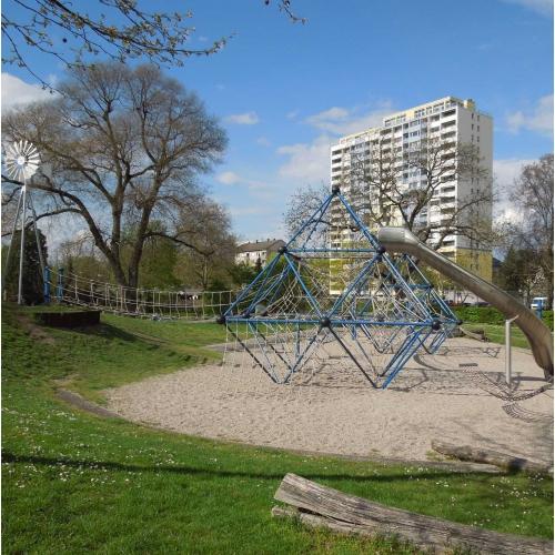 Barfußpark Karlsruhe