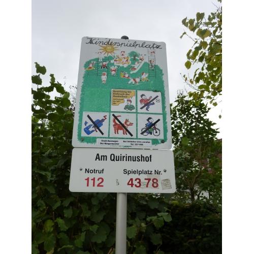 Bild 7: Am Quirinushof
