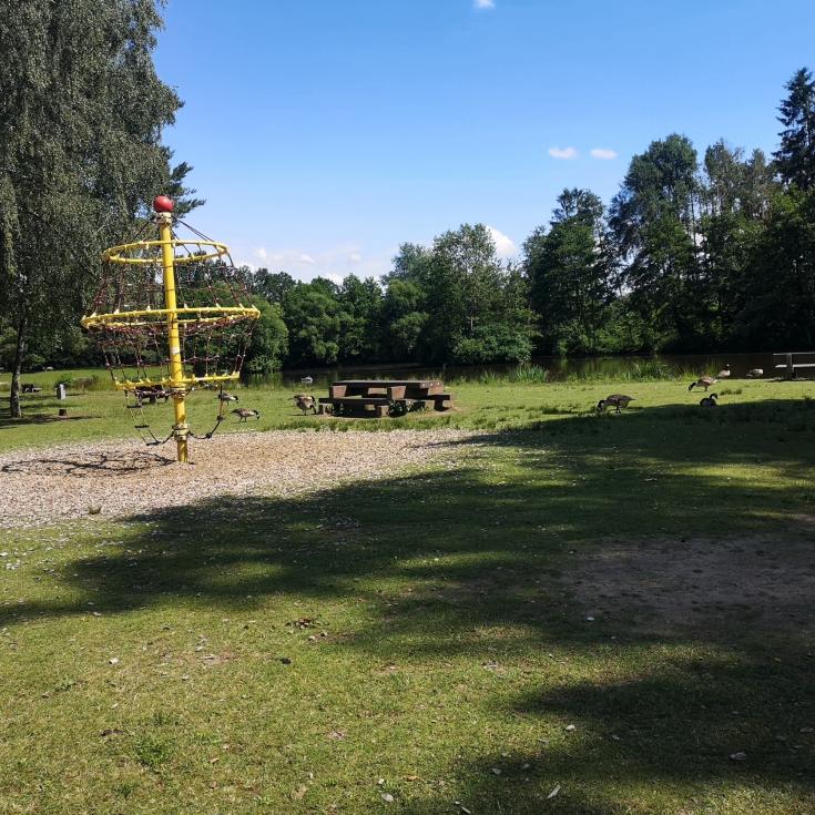 Bild 2: Am Spießfeld
