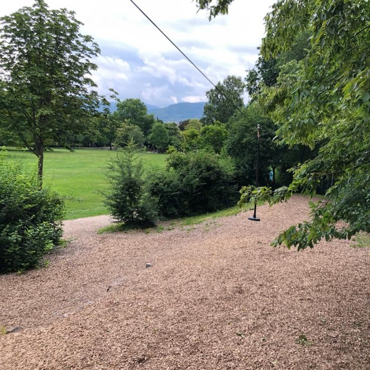 Bild 5: Am Stadtgarten