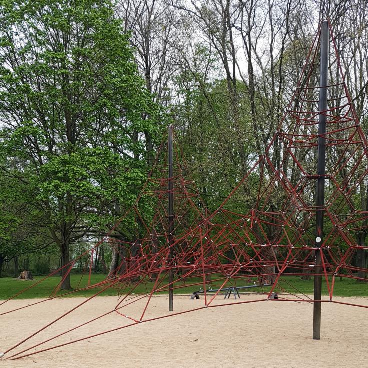 Bild 1: Am Stadtpark