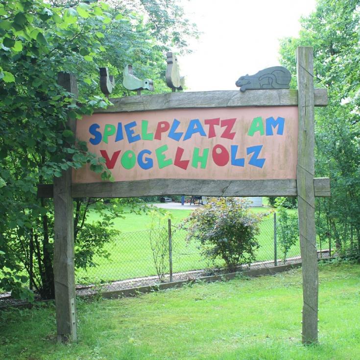 Bild 8: Am Vogelholz