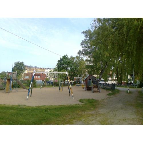 Bild 1: Am Werder