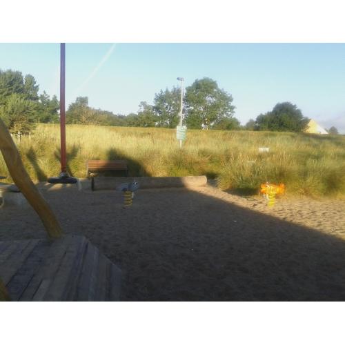 Bild 2: An der Strandpromenade