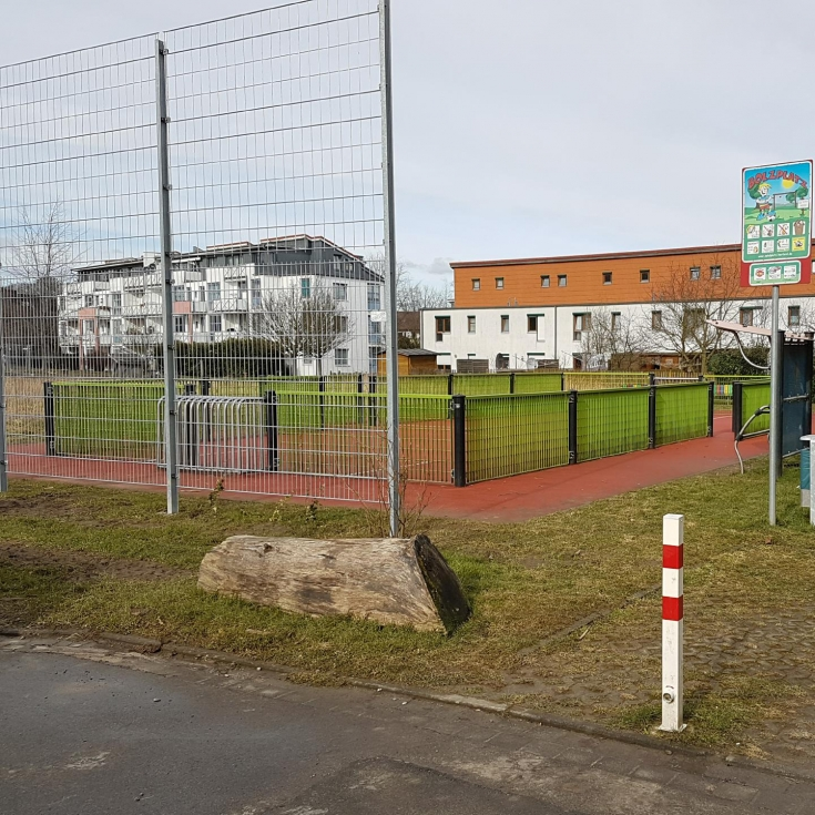Bild 3: Ballspielplatz Mälzerweg