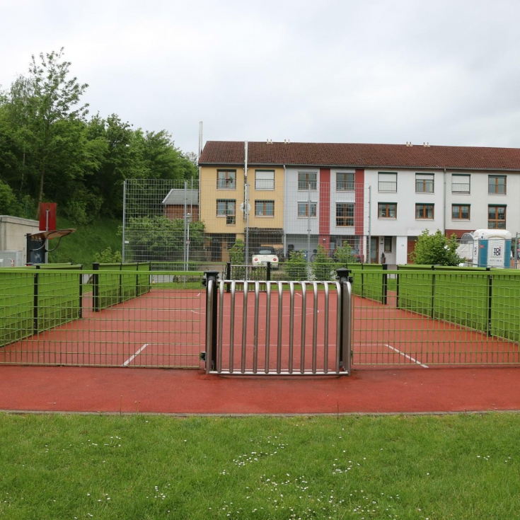 Bild 2: Ballspielplatz Mälzerweg