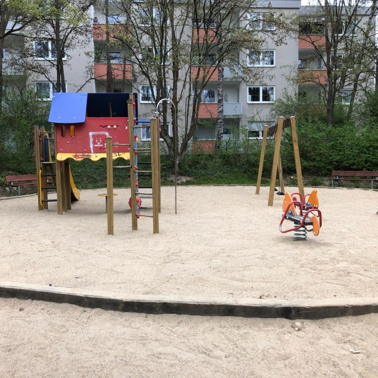 Bild 3: Baltenstraße / Sandgasse
