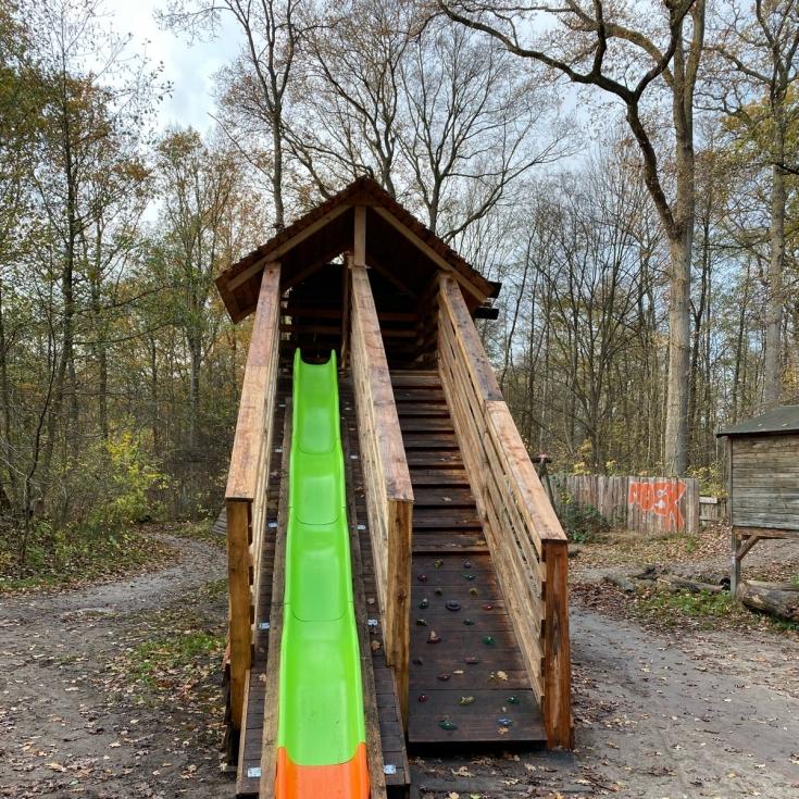 Bild 2: Bau - und Aktivspielplatz Rahlstedt-Ost