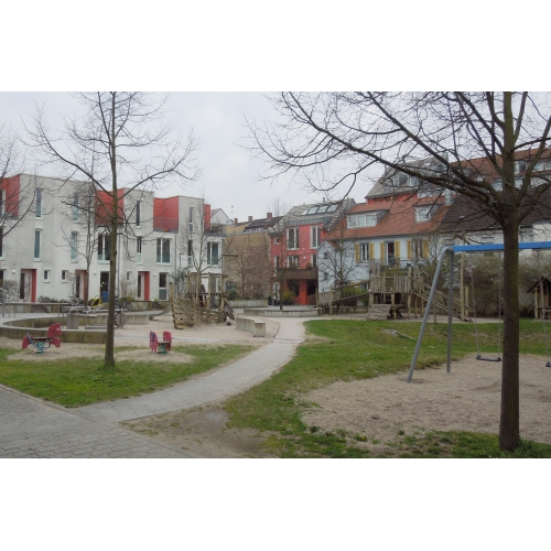 Bild 1: Baumeisterstraße