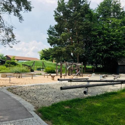Bild 7: Begegnungsspielplatz Regens Wagner