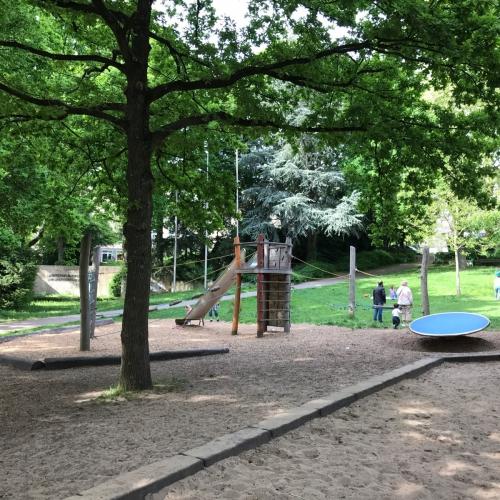Bild 2: Benderpark