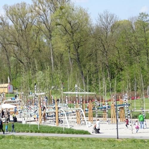 Bild 3: BERA Spielplatz in der Cappelaue