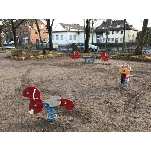 Bild 5: Bergstraße / Grundschule Niebelungenstraße