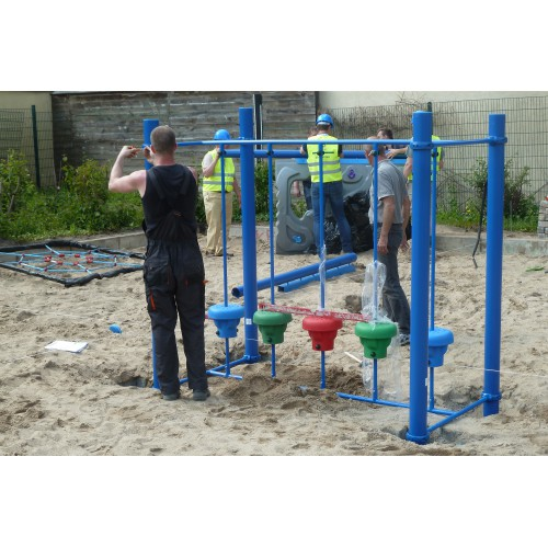 Bild 3: Spielplatz Beuthstraße