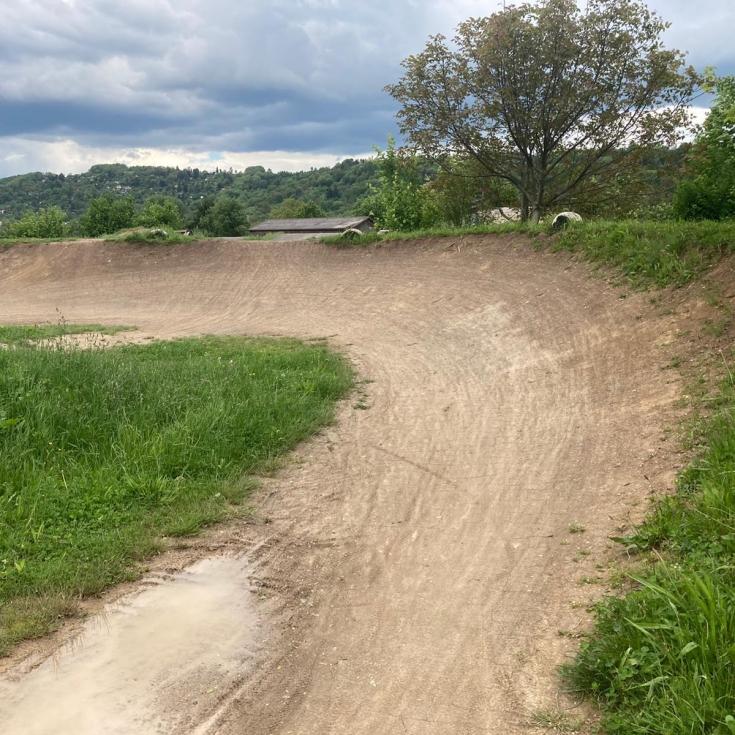 Bild 6: BMX-Bahn