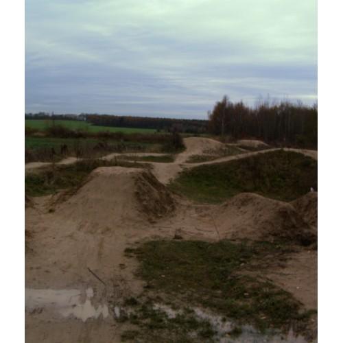Bild 4: BMX-Strecke / Pechsteinstraße
