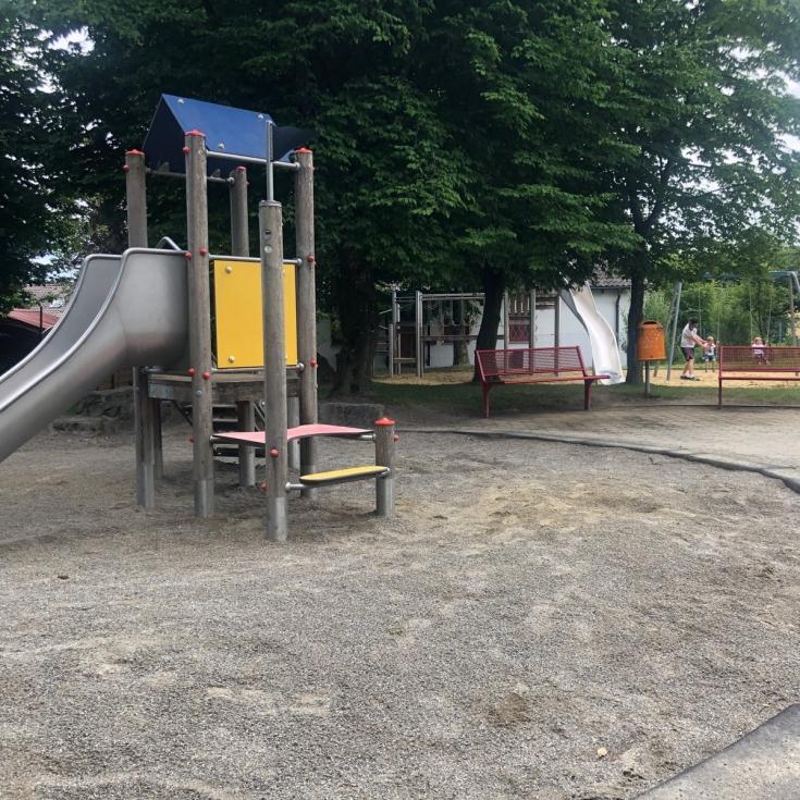 Bild 1: Bödelespielplatz