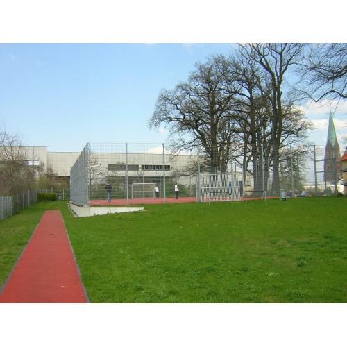 Bild 1: Bolz- und Streetballplatz Fridericianum