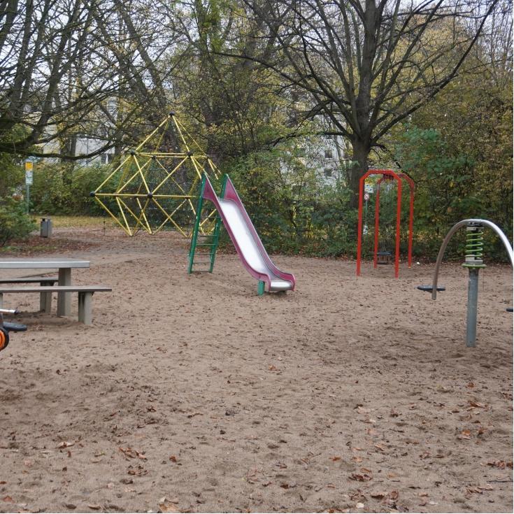 Bild 1: Bürgerpark Baumberg