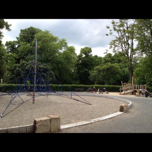 Bild 1: Bürgerpark