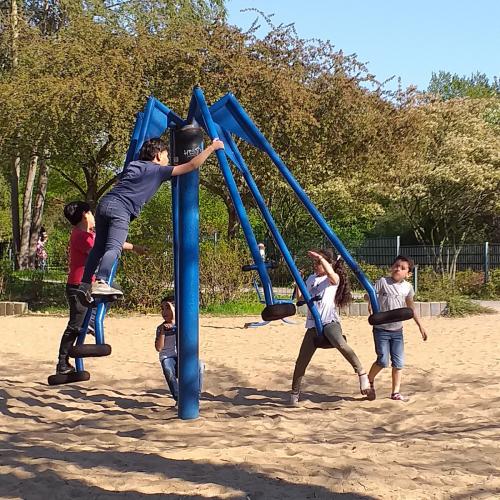 Bild 2: Bürgerpark Spielplatz