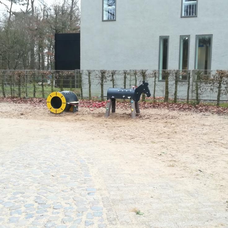 Bild 4: Spielplatz Burg Wissem