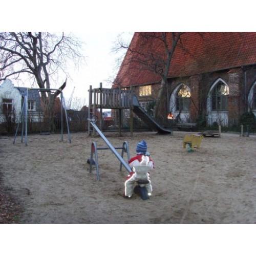 Bild 1: Burgkloster