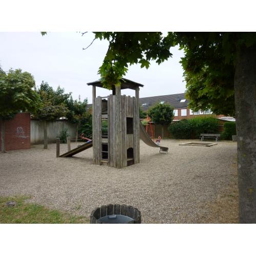 Bild 2: Carl-Friedrich-Schinkel-Straße