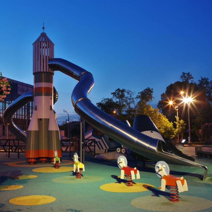 Bild 1: COSMOS playground
