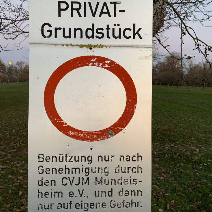 Bild 1: CVJM Mundelsheim