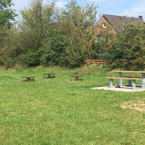 Bild 2: Die Siedlung