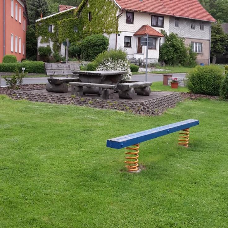 Bild 5: Dieterode Dorfstraße
