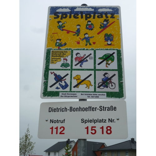 Bild 9: Dietrich-Bonhoeffer-Straße