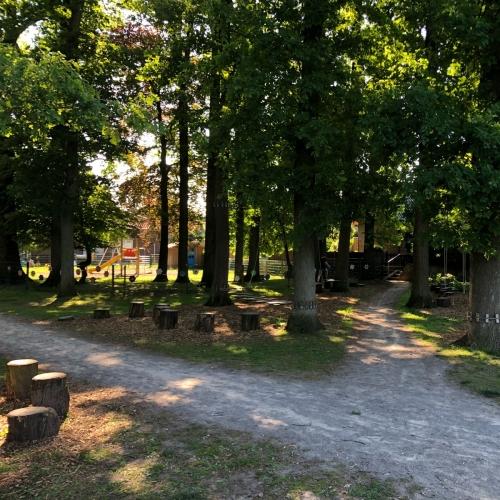 Bild 3: Dorfpark - ein Park für Generationen