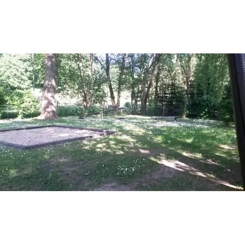 Bild 4: Dorfspielplatz in Waldau