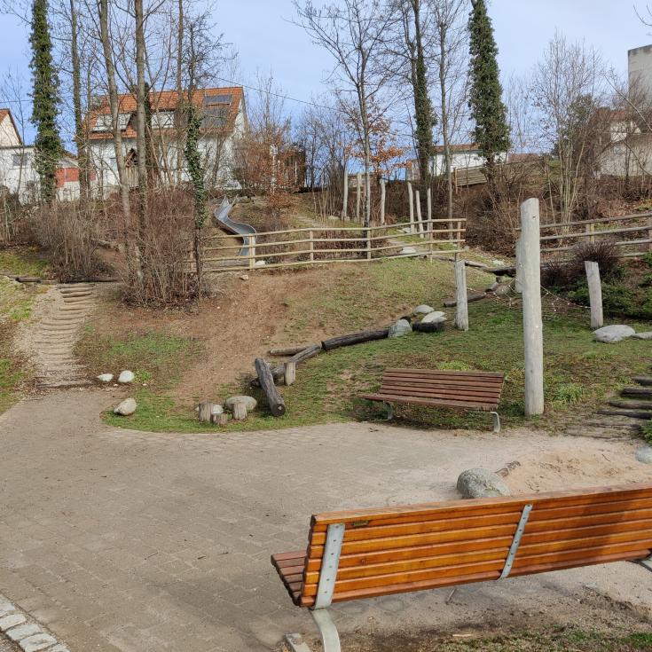 Bild 1: Doktor-Konrad-Baldauf-Straße