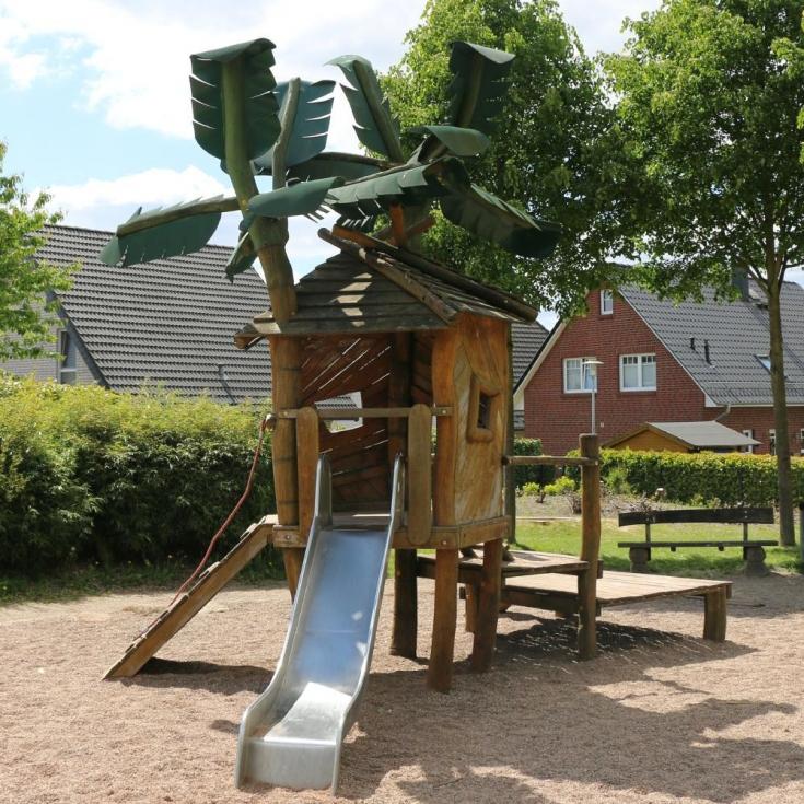 Bild 7: Dschungelspielplatz Kollwitzweg