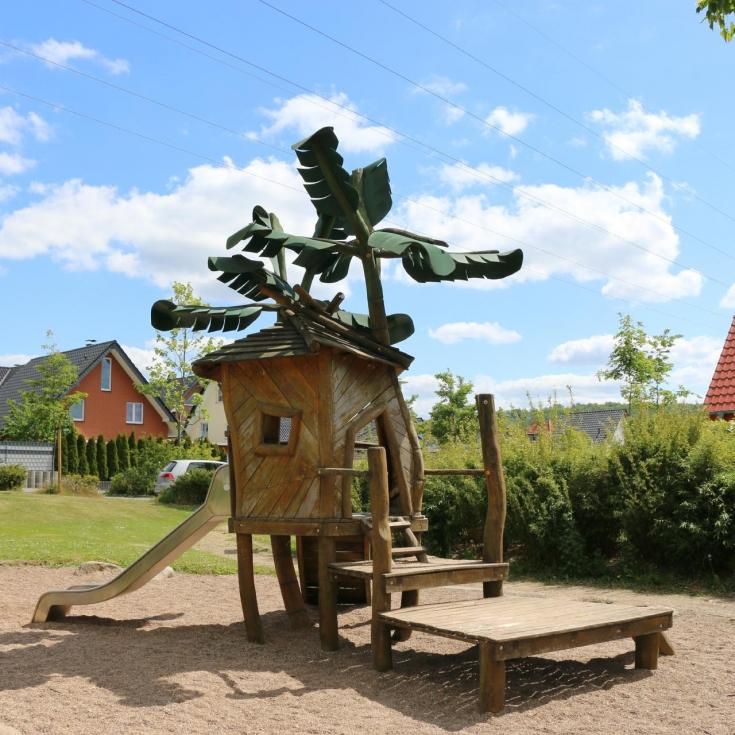 Bild 8: Dschungelspielplatz Kollwitzweg