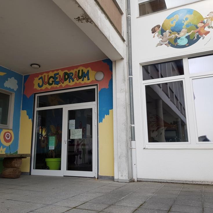 Bild 3: Ehemalige Christophorusschule