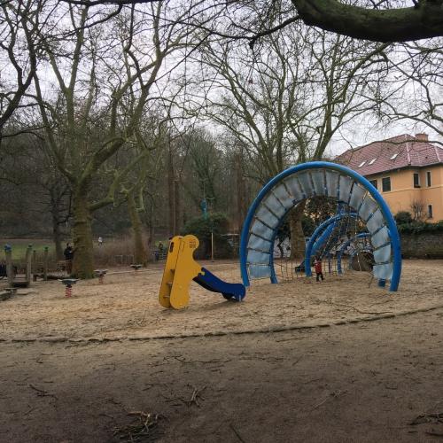 Bild 1: Elfenspielplatz Reichardtsgarten