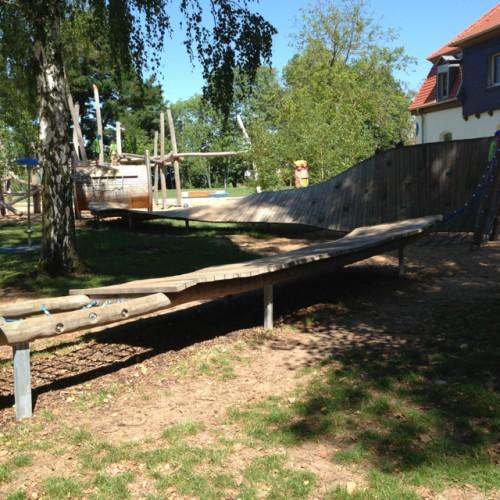 Bild 8: Sams-Spielplatz auf der ERBA-Insel