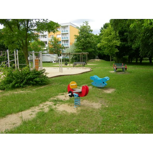Bild 2: Erich-Schulz-Str. Ecke Anna-Hausen-Str.