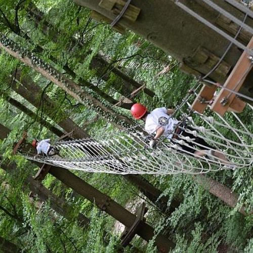 Bild 6: Erlebniskletterwald GbR