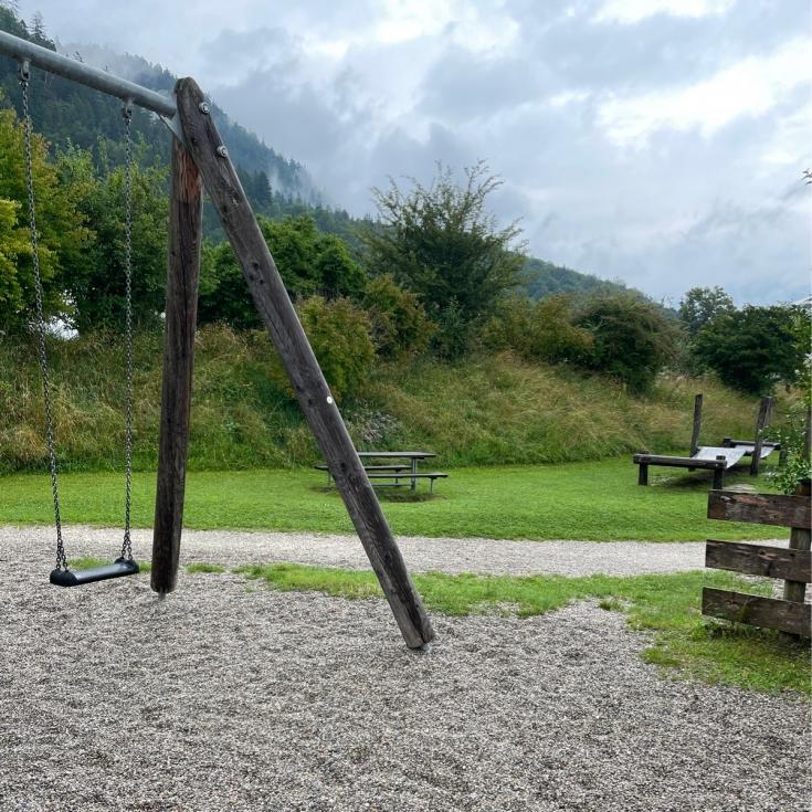Bild 3: Erlebnisspielplatz Bischofswiesen