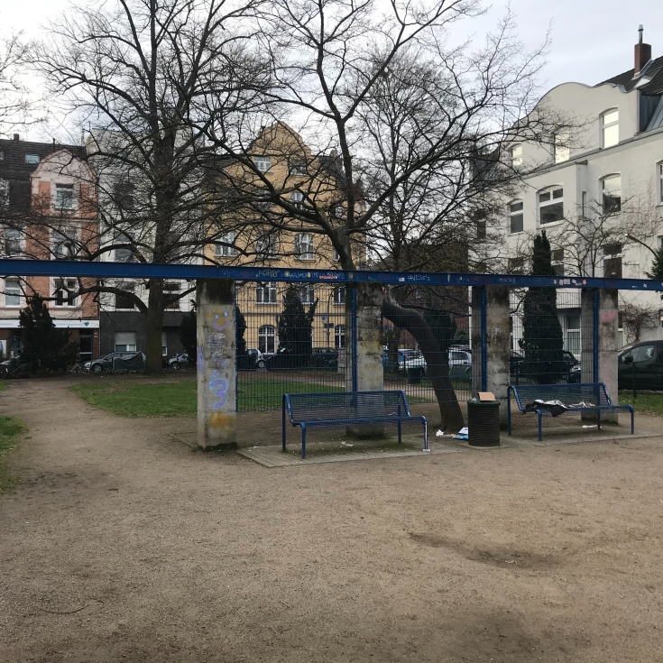 Bild 2: Erzbergerplatz